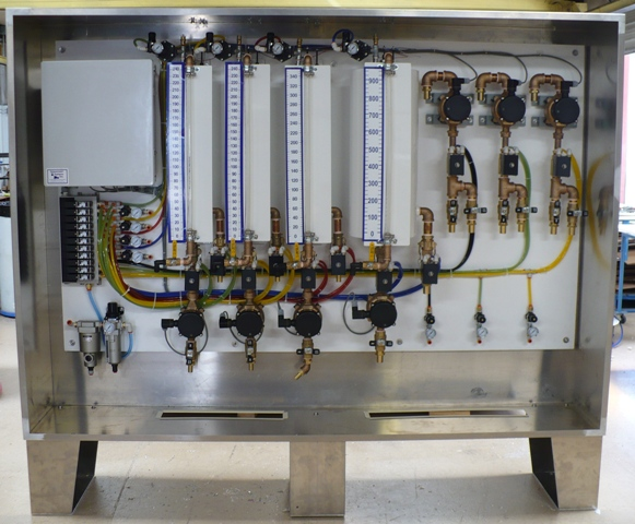The Right Dispenser System for Your Concrete Batching Plant
