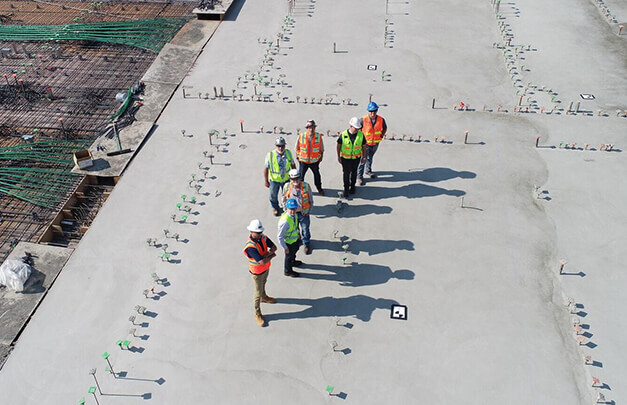 How Admixtures Help the Concrete Industry Handle Changing Seasons